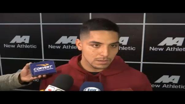 Alianza Lima perdió para el Clásico a Miguel Araujo y Carlos Ascues.