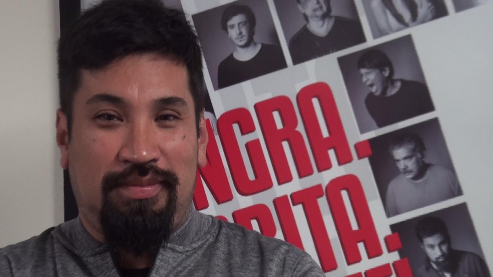 Aldo Miyashiro habla sobre su película