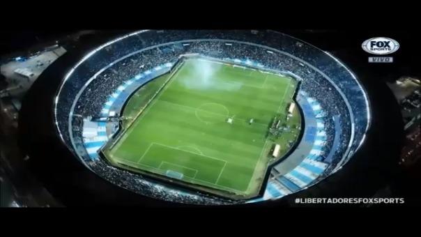 Racing Club y River Plate empataron 0-0.