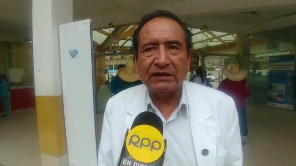 El doctor Tito Urqueaga explicó el estado de salud de Kristy Yolenka Rodríguez.