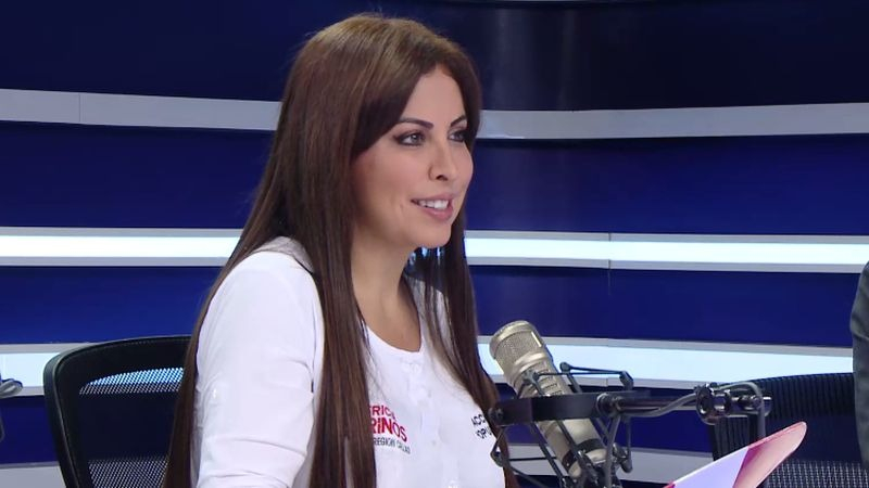 Patricia Chirinos estuvo esta mañana en Ampliación de Noticias.