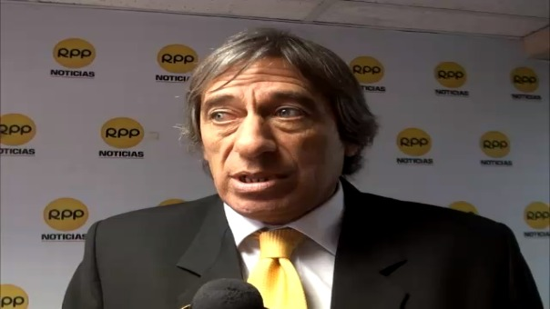 Germán Leguía dialogó para RPP en el programa 'A Todo Gol'.