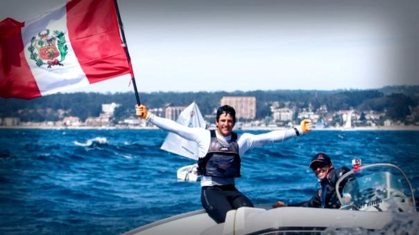 Estefano Peschiera logró su clasificación en Dinamarca.