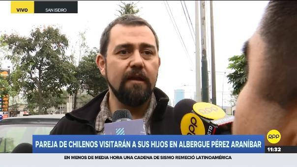 Pareja de esposos chilenos visitará a los bebés concebidos en vientre de alquiler.