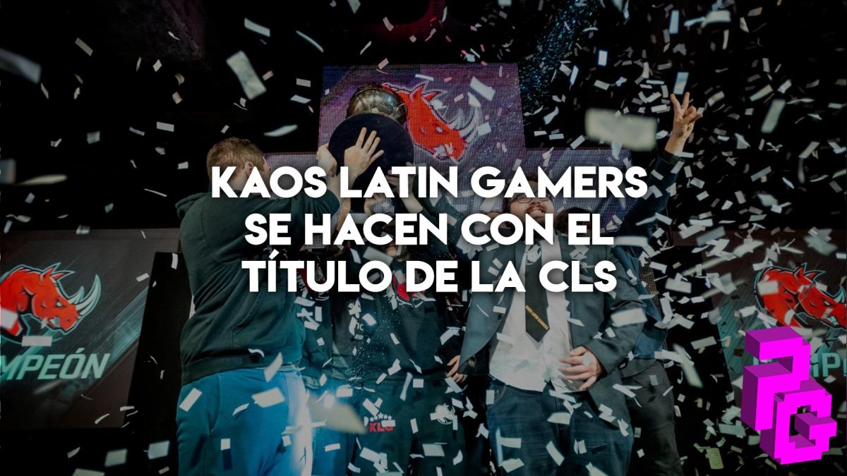 KLG se hace con el campeonato por segunda vez, todo un logro en el mundo de los deportes competitivos.