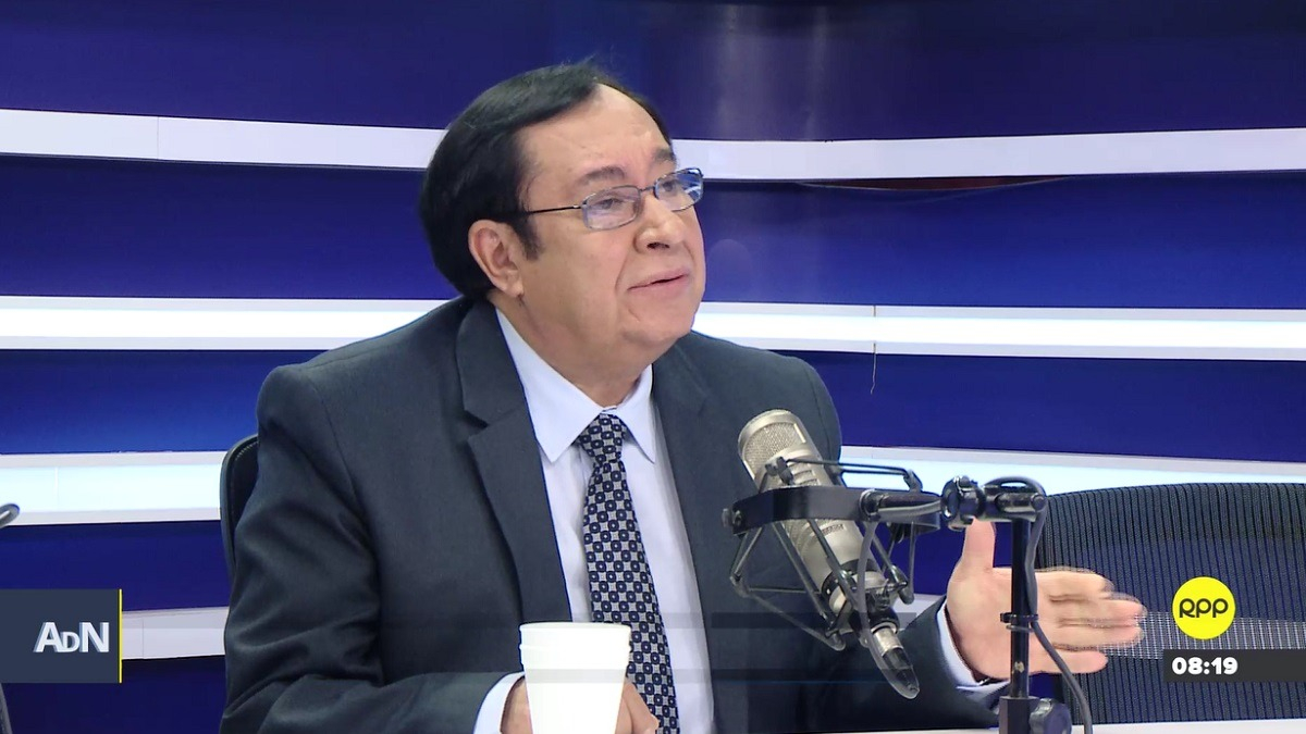 Presidente del Poder Judicial señaló su respaldo a la autonomía de las instituciones.