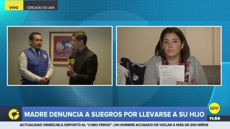 Alberto Huerta aseguró que la Defensoría hará seguimiento a la denuncia aparecida en nuestro Rotafono.