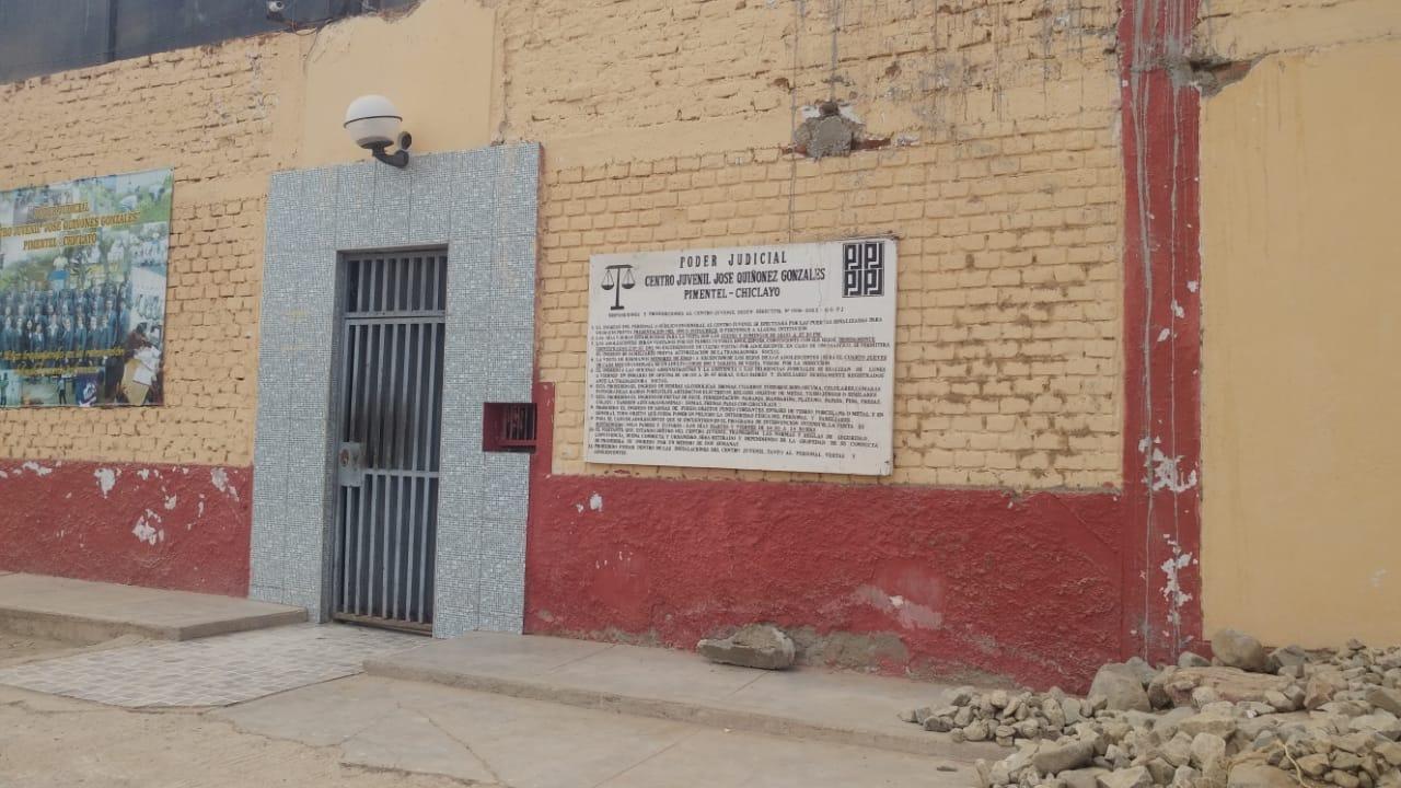 General Lucas Núñez indicó que no es competencia de la Policía reforzar la seguridad en centro juvenil ubicado en Pimentel.