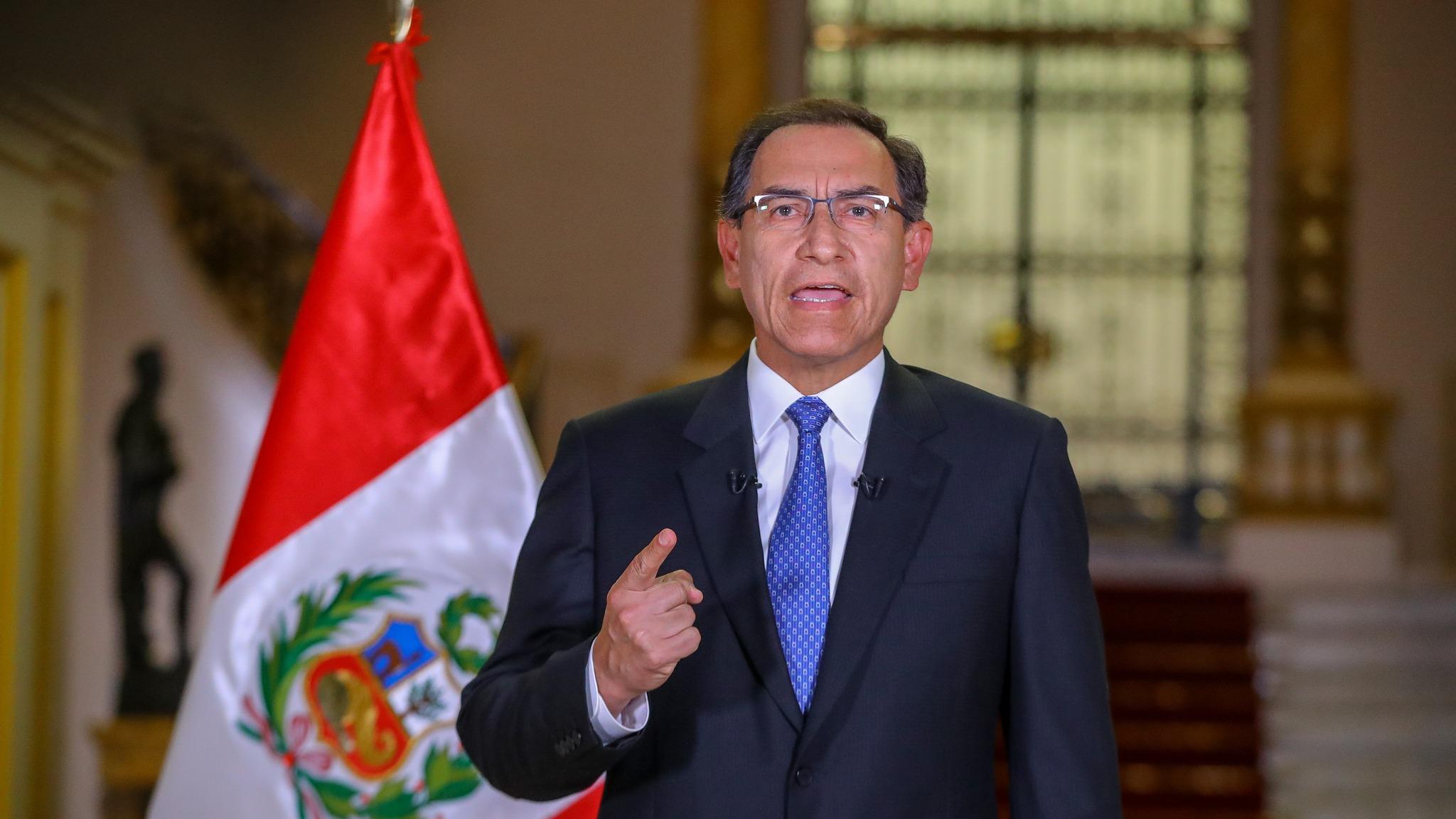 Resultado de imagen para presidente vizcarra